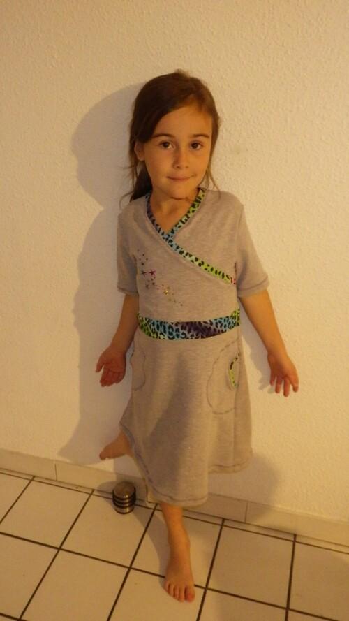 Une jolie robe pour ma princesse