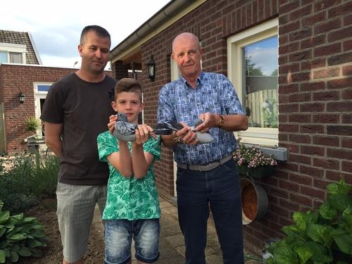 LOT N° 57 : MARC GIELEN DE PV MASBREE (NEDERLAND)