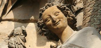 Ange au sourire - Reims