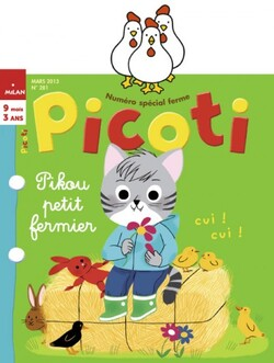 Picoti (9 mois - 3 ans)