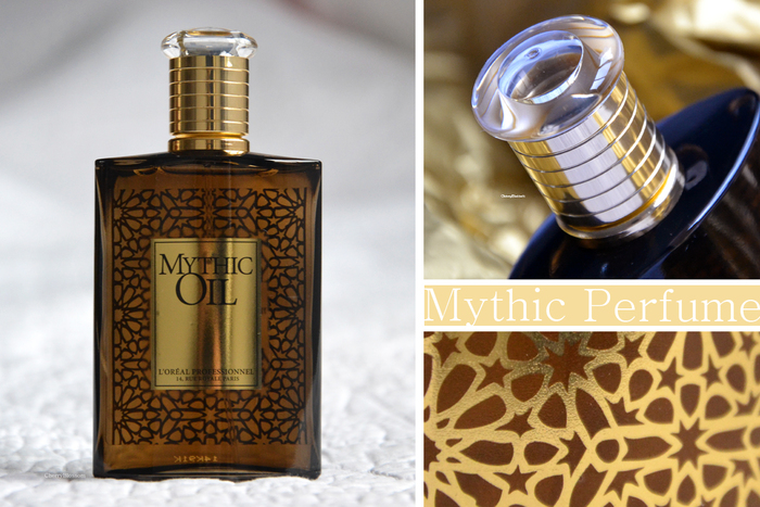 Mythic Oil: le parfum !