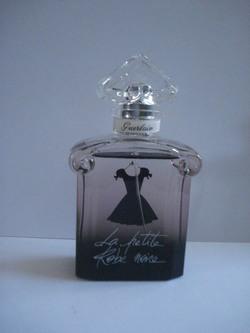 ♥♥ LA PETITE ROBE NOIRE ♥♥  factice 50 ml