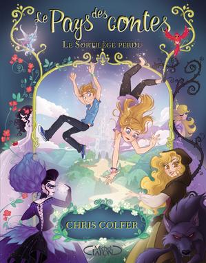 BR#11 Le pays des contes 1, Chris Colfer