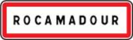 VACANCES 07/09/2014 ROCAMADOUR 46   1/2 D 23/01/2015