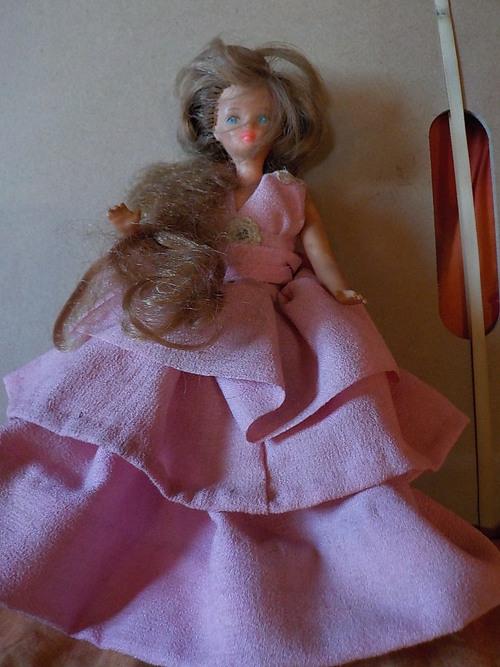 DOMANDALAS  mes poupées d'enfance