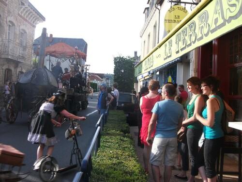 Le Festival de l'Imaginaire 2012 à Terrasson