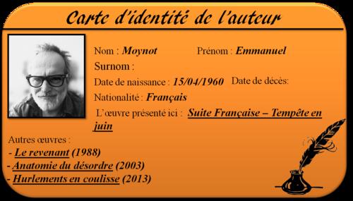 Emmanuel Moynot