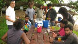Babou Cote Ocean - Hienghene - Nouvelle Caledonie