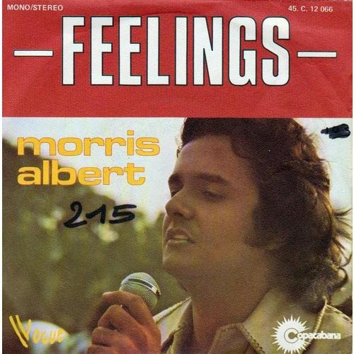 ALBERT, Morris - Feelings, par Luzbrisaa  (Romantique)
