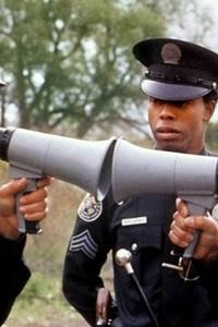 Police Academy est une série de films produits par Ladd Compagnie et Warner Bros. Elle raconte sur le ton de l'humour burlesque l'histoire d'une académie de police ouverte à tout citoyen qui veut s'y inscrire, sans examen d'entrée préalable.
