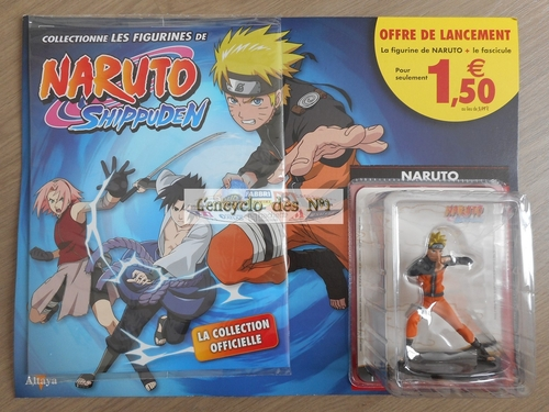 N° 1 Naruto Shippuden figurines de collection