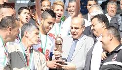 U17 : ASO Chlef - MC Oran 1-0 coupe 2013/2014