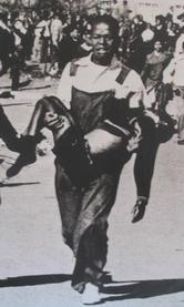 Révolte de Soweto contre l'apartheid (1976)