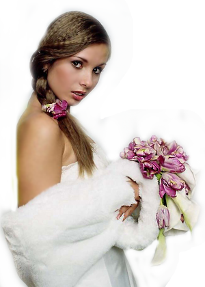 Femmes en Fleurs Série 31