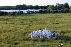 Déambulation aux étangs Foucault