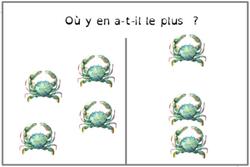 numération C1- thème mer