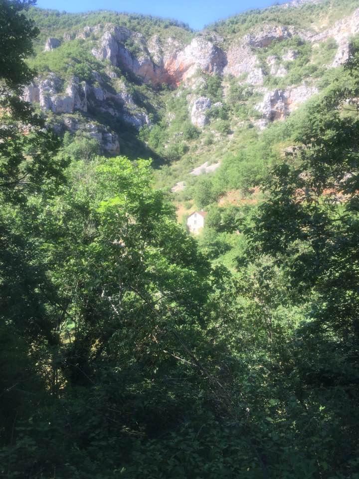 Le Tarn et son sentier de randonnée