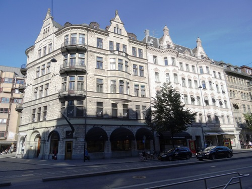 Stockholm: le quartier Östermalm (photos)