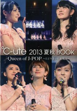 "Covers du Book ""Queen of J-POP Tadoritsuita Onna Senshi"""