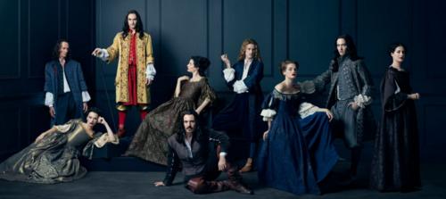 Versailles, une série qui déchire