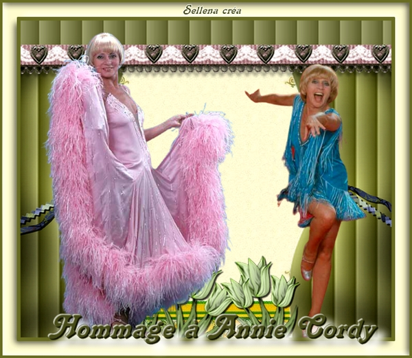 **Annie Cordy**Hommage