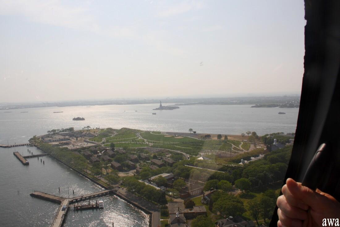 New York en hélicoptère 1