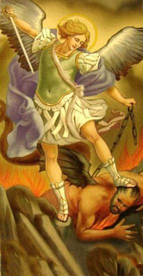 Prière petit exorcisme de Léon XIII