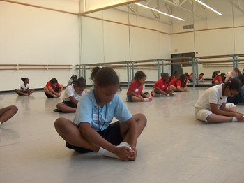 Chance_to_Dance_-_Students_Stretching