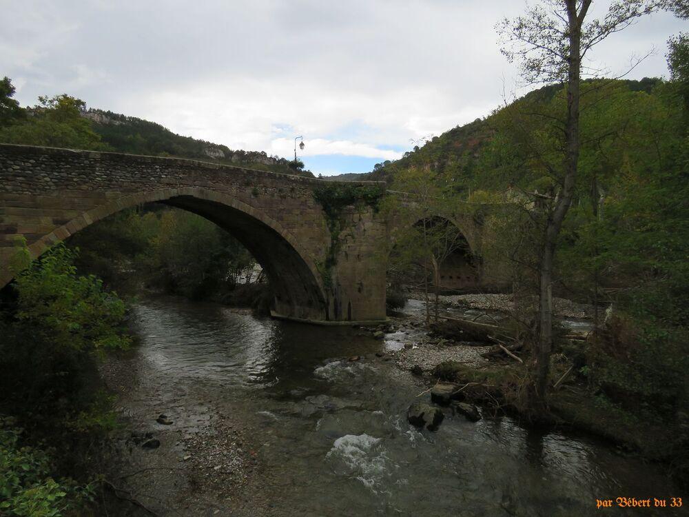 Alet les Bains dans l'Aude