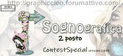 """Tag di Partecipazione e Premi Contest ricevuti dal Forum """"CleoGraphic"""""""