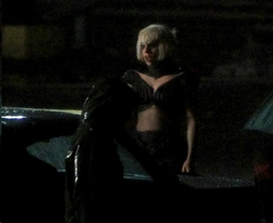 Marry The Night Shooting