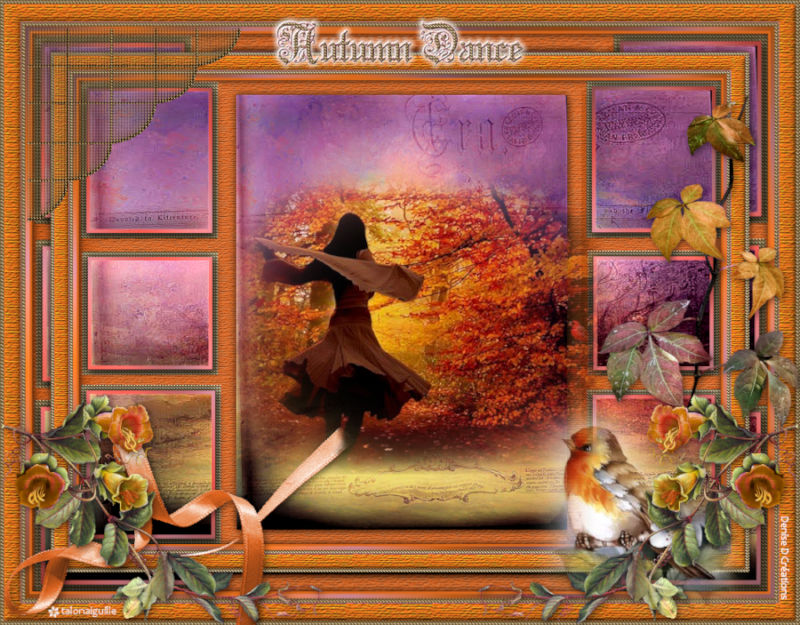 *** Autum Dance ***