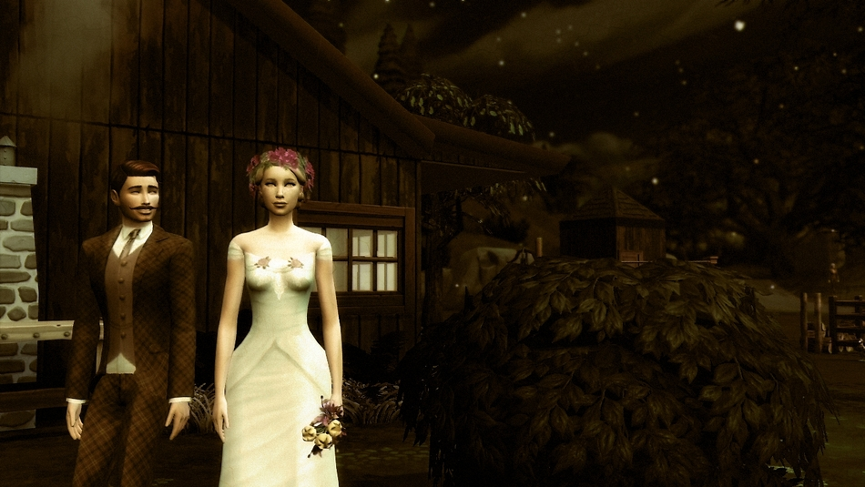 [DC] Prologue : Un mariage de printemps (5/5)
