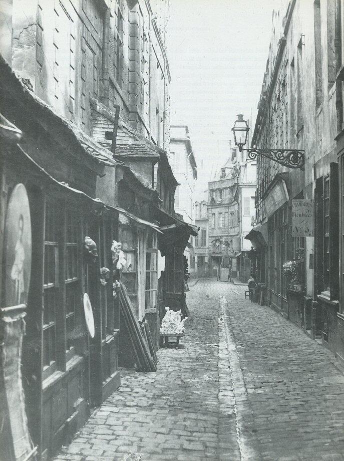passage de la Petite-Boucherie - Paris 6ème