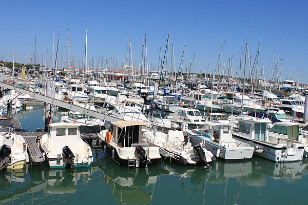 port de plaisance Royan -5-