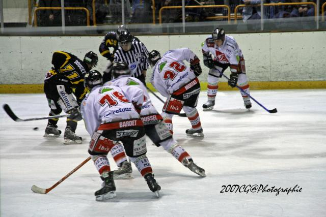 Match de Hockey Rouen - Amiens