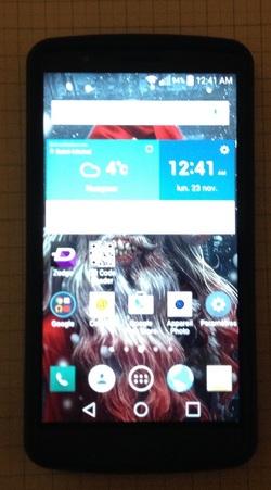 LG G3 lancer les mises à jour manuellement
