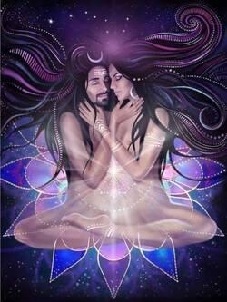 """""""Ma Tendre Puissance"""" Le Yin et le Yang"""