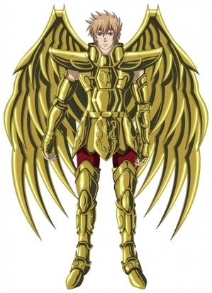 IX - Armure du Sagittaire (Sagittarius Cloth)