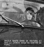 UNE HOTESSE NOMMEE SHEILA / N°9