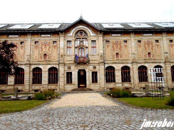Le musée de la Céramique Adrien Dubouché est ouvert aux visites