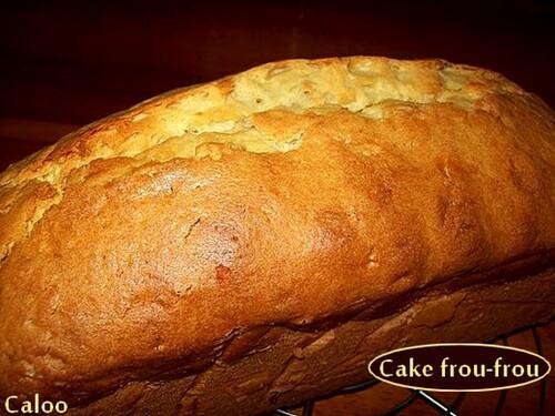 Cake frou frou
