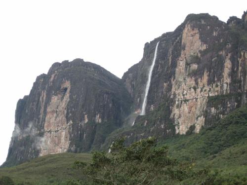 la montagne de roraïma