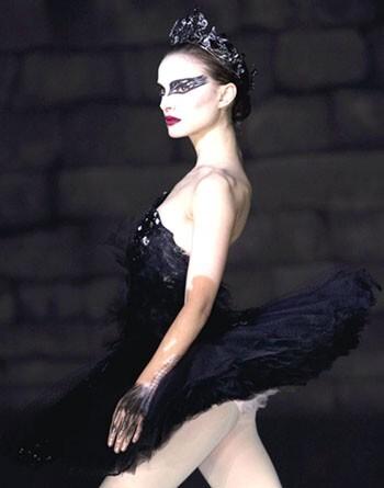 Black swan Nathalie Portman