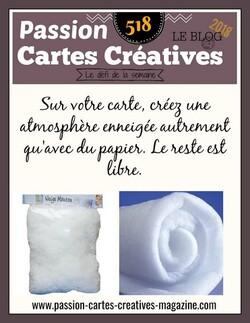 Passion Cartes Créatives#518 !