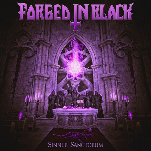 FORGED IN BLACK - Sortie d'un EP en Septembre