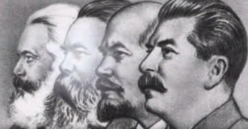 - La gauche a sa place : dans les poubelles de l'histoire...