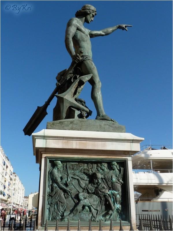 """""""Le Génie de la Navigation"""" ~ Toulon (83) ..."""