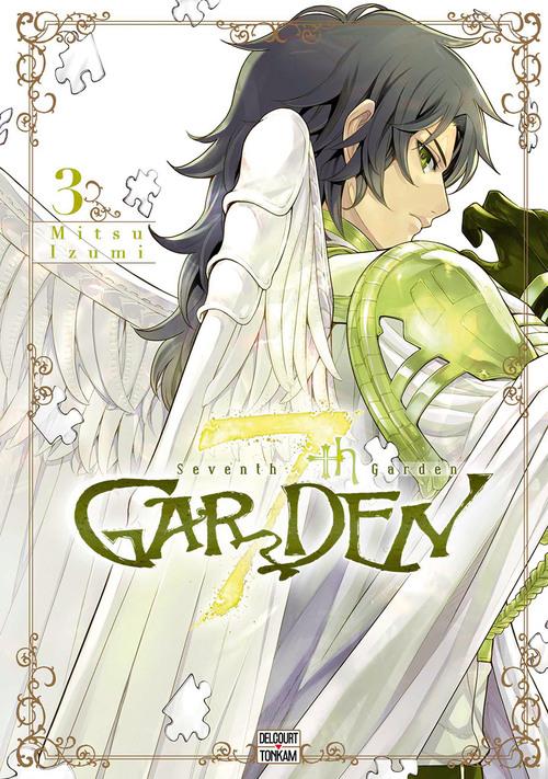 7th garden - Tome 03 - Mitsu Izumi