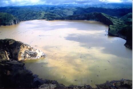 Les lacs les plus dangereux